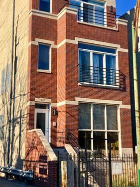 512 N Claremont Unit 2, Chicago, IL 60612 Ukranian Village