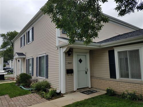 1343 Cove Unit 206B, Prospect Heights, IL 60070