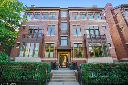 1249 W Melrose Unit 3E, Chicago, IL 60657 Lakeview