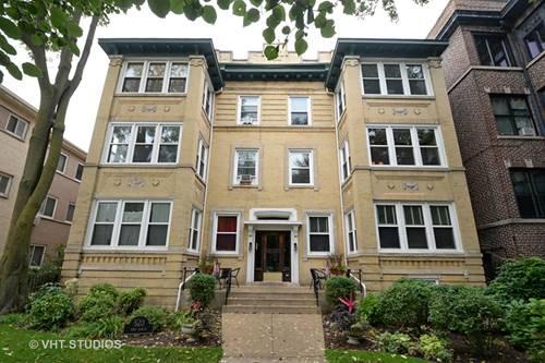 520 W Roscoe Unit 2E, Chicago, IL 60657 Lakeview