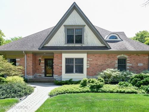 522 N County Line, Hinsdale, IL 60521