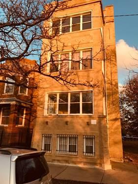 1107 N Sacramento Unit 3, Chicago, IL 60622
