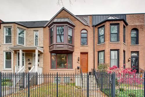 1816 W Newport, Chicago, IL 60657 Roscoe Village