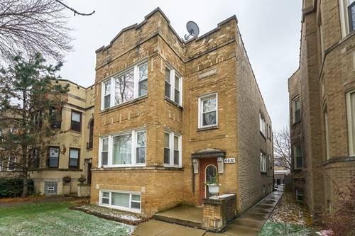 6630 N Maplewood Unit 2, Chicago, IL 60645