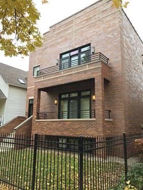 1724 W Berwyn, Chicago, IL 60640 Andersonville