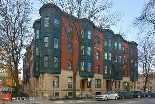 2348 N Cleveland Unit 4, Chicago, IL 60614 Lincoln Park