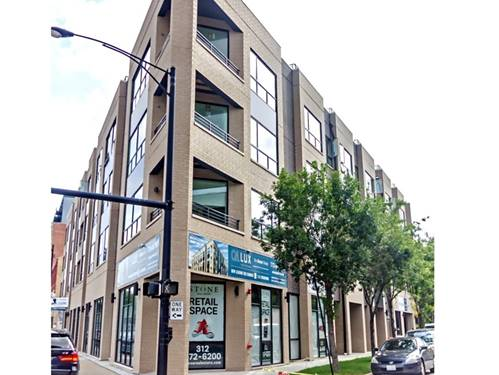 1650 W Adams Unit 403, Chicago, IL 60612
