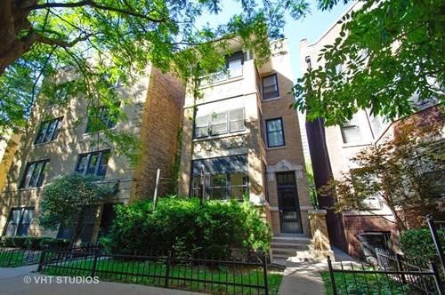 712 W Buena, Chicago, IL 60613 Uptown