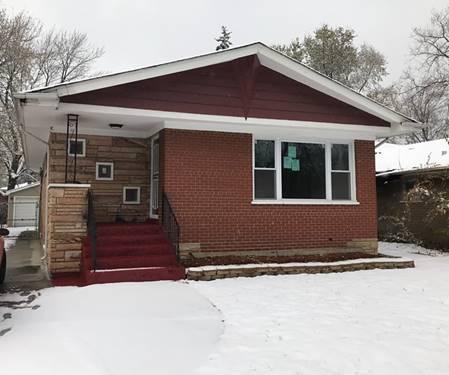 15240 Harper, Dolton, IL 60419