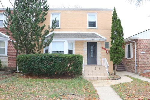 2723 W Gregory, Chicago, IL 60625