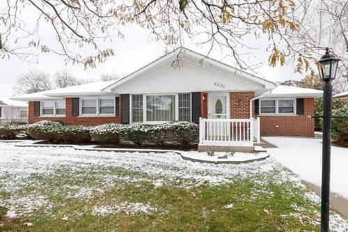 6635 W 88th, Oak Lawn, IL 60453