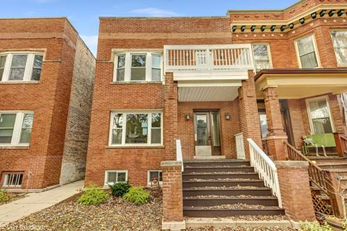 1626 W Summerdale, Chicago, IL 60640 Andersonville
