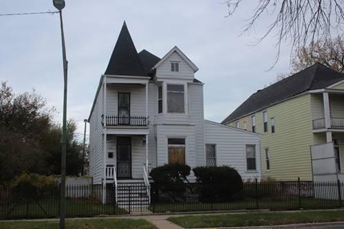 6345 S Evans, Chicago, IL 60637