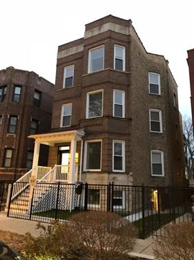 3837 N Greenview Unit GARDEN, Chicago, IL 60613 Lakeview