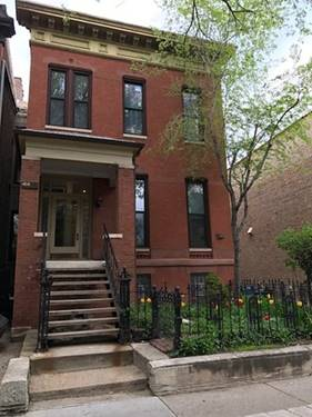 414 W Webster Unit G, Chicago, IL 60614 Lincoln Park
