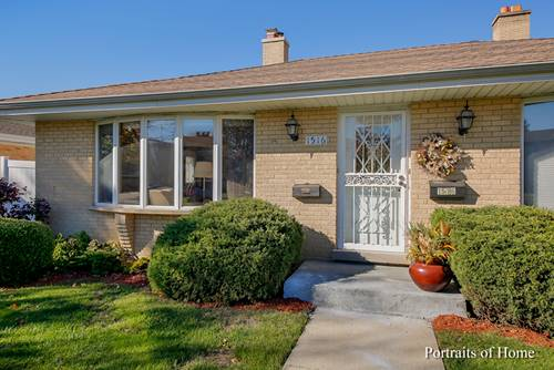 1516 Balmoral, Westchester, IL 60154
