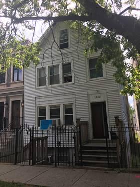 1838 N Marshfield, Chicago, IL 60622 Bucktown