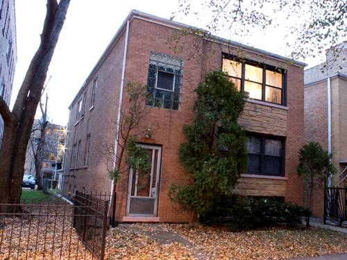 6158 N Hoyne, Chicago, IL 60659