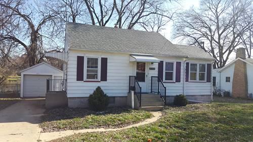 475 N River, Montgomery, IL 60538