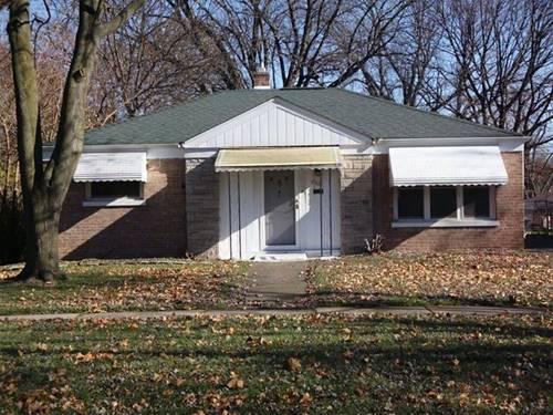 17563 Western, Homewood, IL 60430