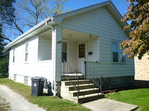 1705 Wilcox, Crest Hill, IL 60403