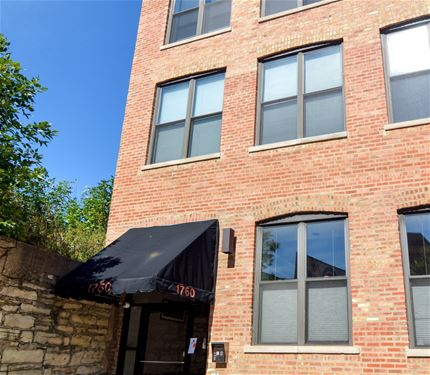 1760 W Wrightwood Unit 109, Chicago, IL 60614 West Lincoln Park