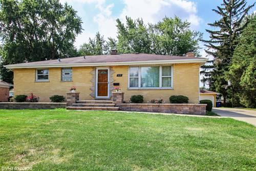 319 Orchard, Roselle, IL 60172