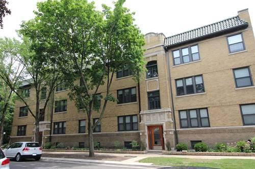 3719 N Leavitt Unit 2, Chicago, IL 60618 North Center