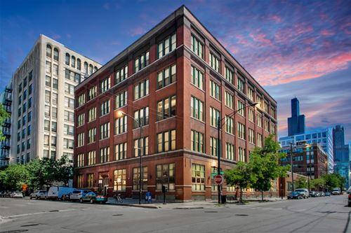 331 S Peoria Unit 403, Chicago, IL 60607 West Loop