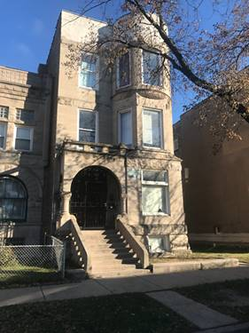 4615 S Vincennes, Chicago, IL 60653