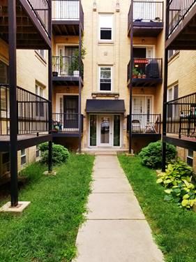 6343 N Washtenaw Unit 3S, Chicago, IL 60659