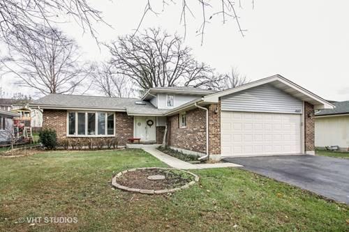 407 S Coolidge, West Chicago, IL 60185