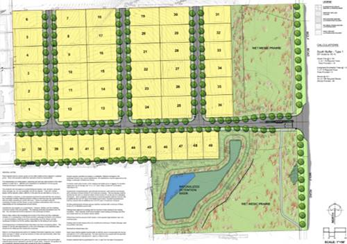 17069 Foxtail (Lot 24), Orland Park, IL 60467