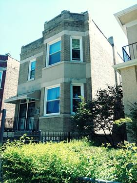 1839 N Harding, Chicago, IL 60647