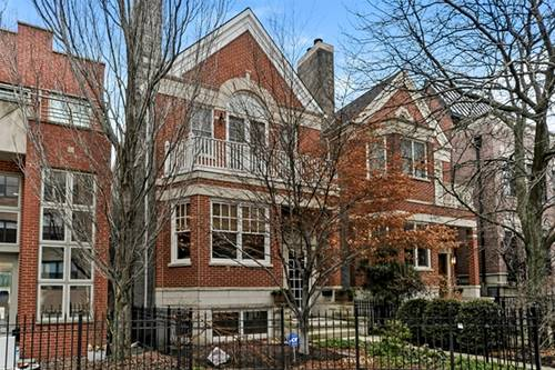 2517 N Bosworth, Chicago, IL 60614 West Lincoln Park