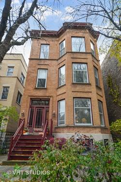 1128 W Wolfram Unit 1, Chicago, IL 60657 Lakeview