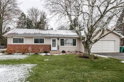 4603 Orchard, Crystal Lake, IL 60014