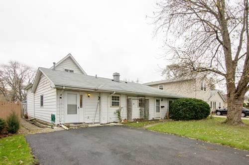 14 Walnut, Carpentersville, IL 60110