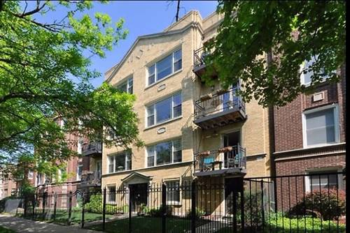 1210 W Roscoe Unit G, Chicago, IL 60657 Lakeview