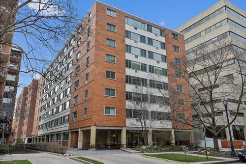 1516 Hinman Unit 404, Evanston, IL 60201
