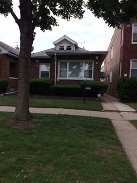 7230 S Indiana, Chicago, IL 60619 Park Manor