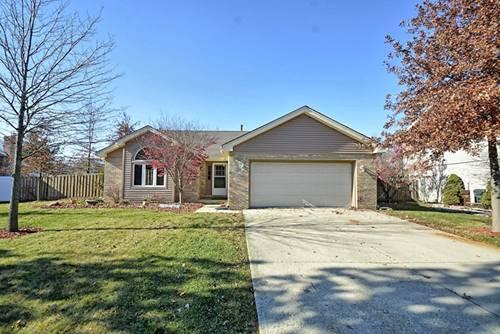1421 Eagle Vista, New Lenox, IL 60451