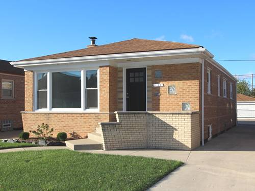 6044 W 60th, Chicago, IL 60638