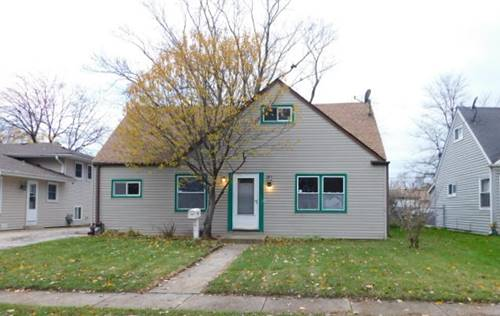 1204 Elizabeth, West Chicago, IL 60185
