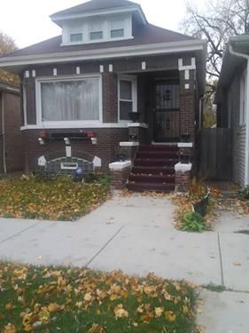 6952 S Oakley, Chicago, IL 60636