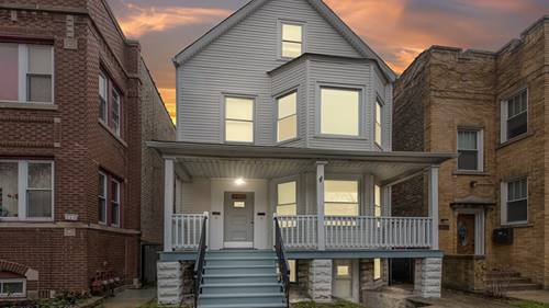 3929 N Kimball, Chicago, IL 60618