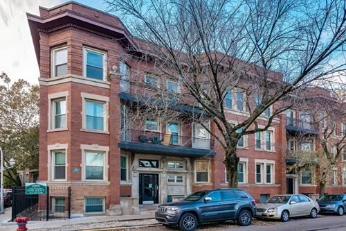 4118 N Clarendon Unit 2, Chicago, IL 60613 Uptown