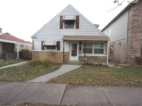 5841 S Nagle, Chicago, IL 60638