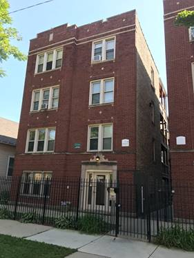 4115 W Kamerling Unit 3C, Chicago, IL 60651