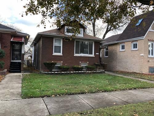 8113 S Crandon, Chicago, IL 60617
